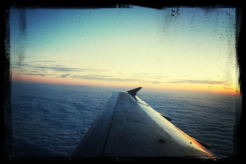 带我装逼带我飞 Enjoying Life From An Airplane Window First Eyeem Photo