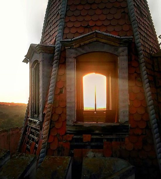 Abandonated Abandon Abandonedhouses Abandonatedhouses Haunted Hauntedhouse Rooftops Algarve Portugal Places Places to go Sunset Love Fantasy Awesome Photography Pictureoftheday Picoftheday Landscape