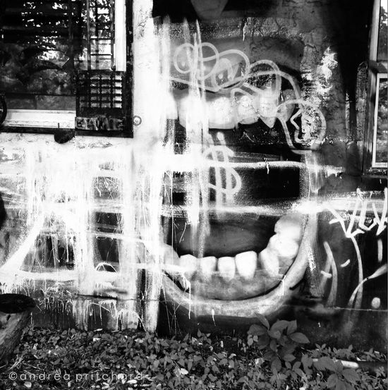 """""""All the things one has forgotten scream for help in dreams."""" AMPt_community Montréal Black And White Shootermag"""