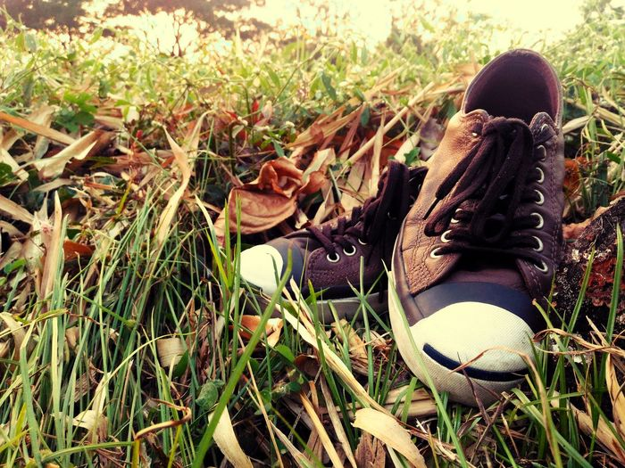 Shoes Outdoors