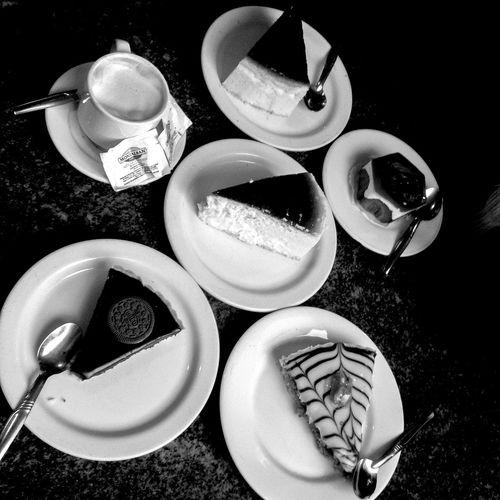 Monochrome Photography First Eyeem Photo Foodporn Sweet Food Desert