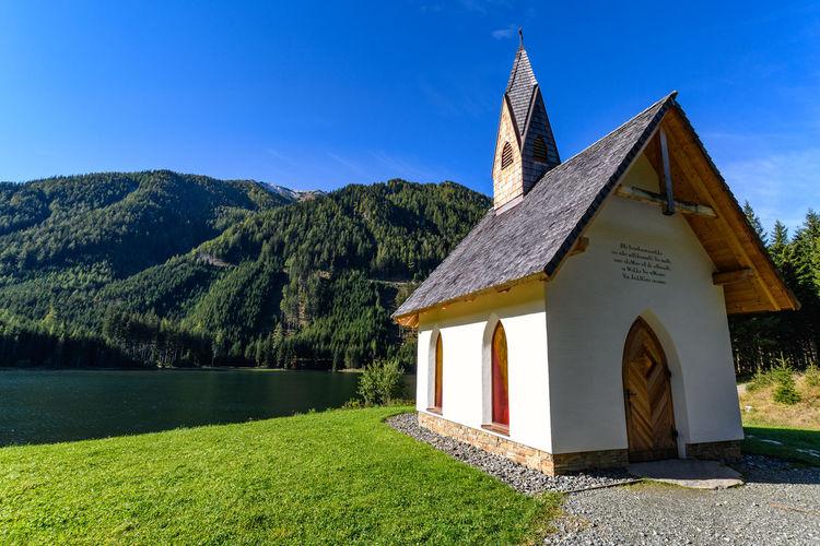 Chapel at Lake