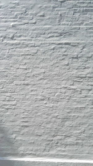 Brick Wall Wall Backgrounds Brushed Metal Close-up Day Light And Shadow Nature No People Outdoors Pattern Textured  Whiite White Pattern