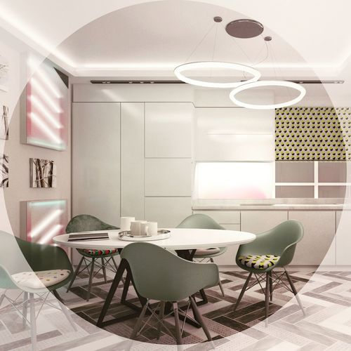 дизайн 3d Interior Design Image Design Enjoying Life Relaxing Kitchen