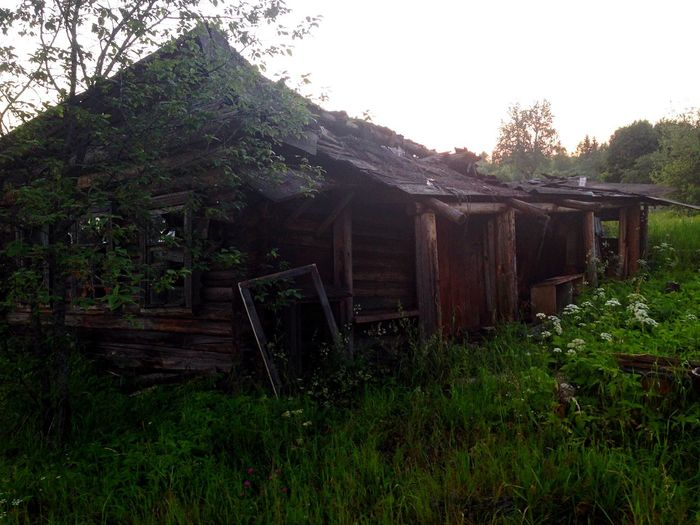 Countryside Russian Russia Village Misery Poor  NoHope Allgone россия встает с колен Tverskaya Oblast