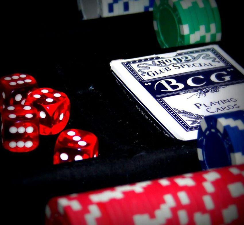 Poker Pokerface Poker Time Cards
