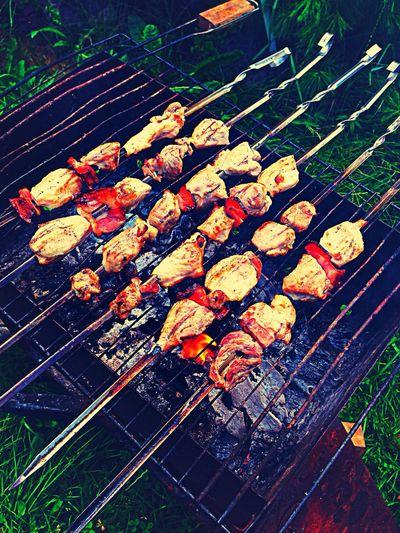 BBQ Meat шашлык Saturday