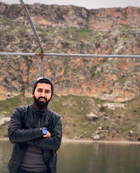Water Ship Turkey Halfeti Halfeti, Şanlıurfa Sanliurfa Istanbul Men Nature Only Men Beard Young Adult People Lifestyles Men Day