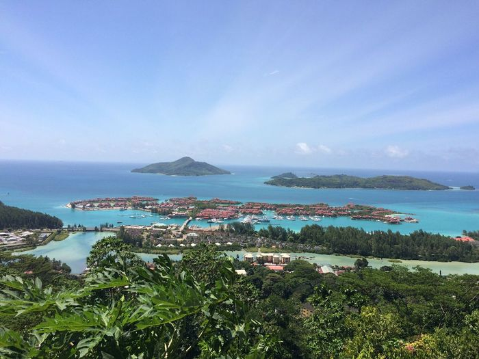 Seychelles Victoria Panorama Loveit
