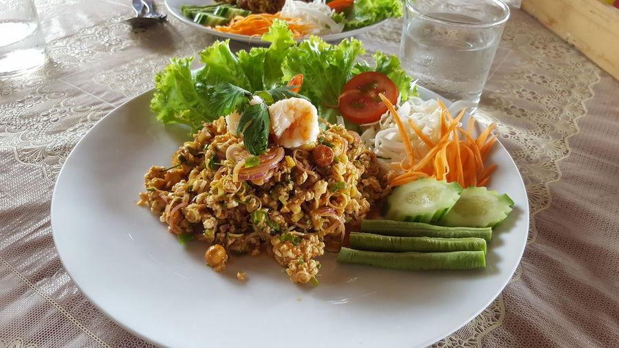 Thai Food Lemon