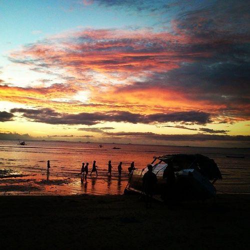 walking by Sunset at nunsui beach Kupang NTT IndonesiaSunset Photolove Beach Sonyxperiactive kupangNTTIndonesiaxtraordinarynoya