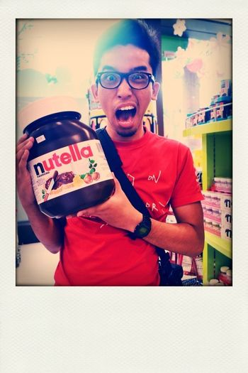 Huge Nutella