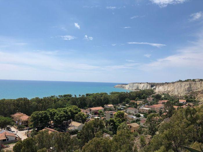 Il mare della meravigliosa Sicilia🌊☀️ Sea Wiev Sun Italy Sud Holiday Mare