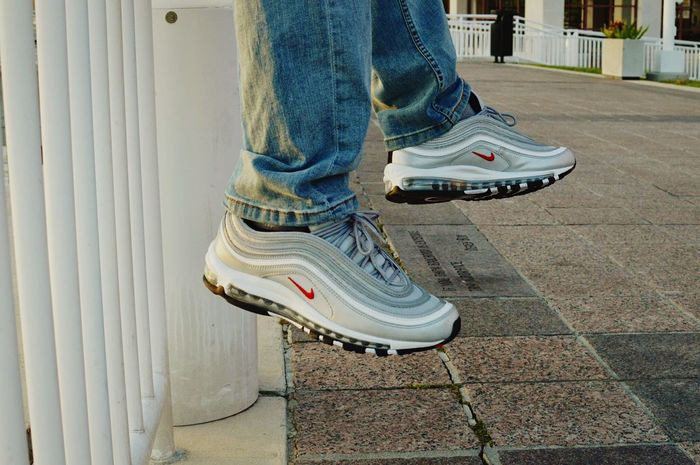 Out Of The Box OG NIKE SILVER BULLETS ✔️ Out Of The Box Out Of The Box