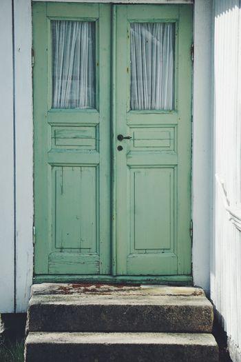 beautiful old green door Door Green Color Old Door Old House Wood - Material Door Safety Doorway Closed Entrance Close-up Architecture Front Door Door Handle Door Knocker Keyhole Entryway Entry Doorknob Historic Residential Structure Locked Lock Latch Closed Door Padlock Key Ring