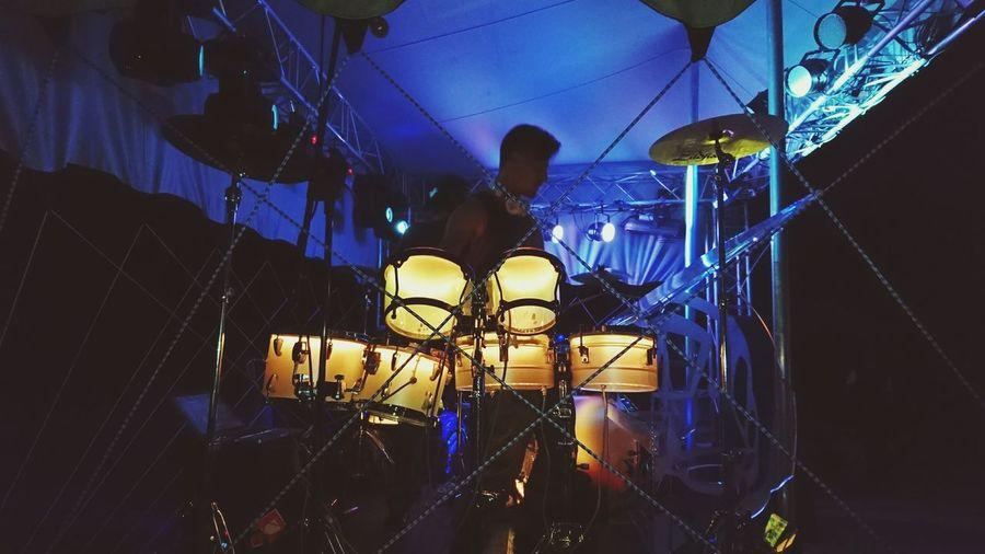 Showcase: January Liveband Drumset Suncity Resort