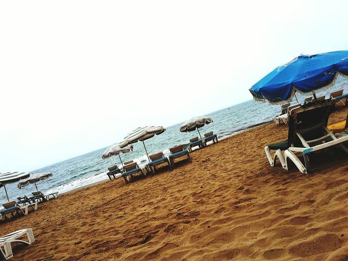 Beach Sand Sky