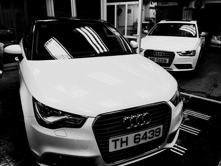 Unicon Pro Shop Audi Audi A1 Auto Beauty