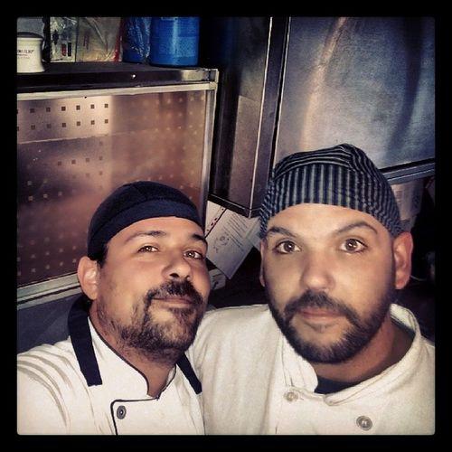 Selfie BeardedCooks Mais um dia na labuta incessante...