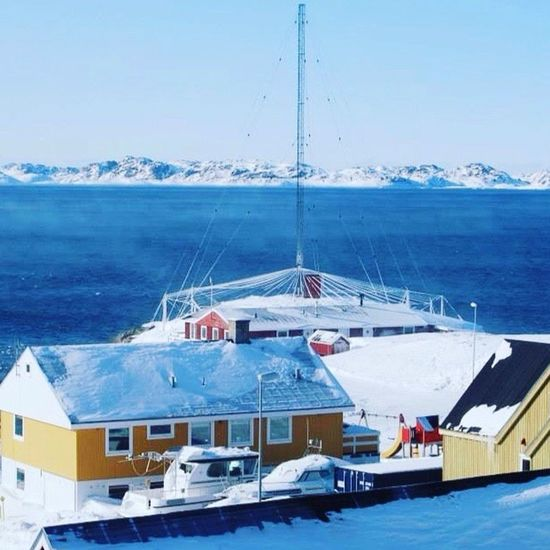 Check This Out The Real Greenland It's Cold Outside Sunshine Ice Light And Shadow Snow Covered Its A Beautiful Day Wonderfuld Greenland After The Storm
