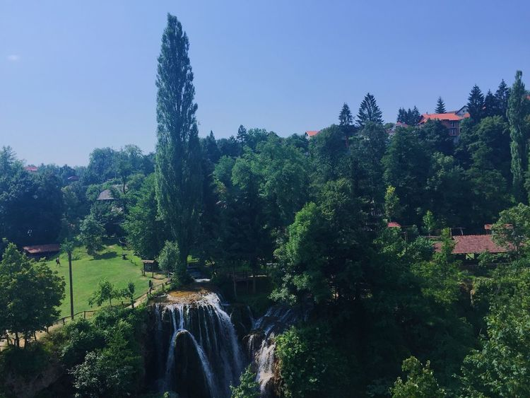 Waterfall Landscape Beautiful Nature Beautiful Colors Green Green Green!  From Vienna To Milan Nature On Your Doorstep