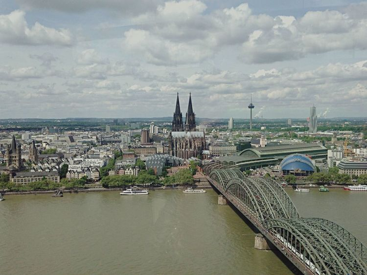 Cologne Cologne Cathedral Köln Rooftop Hanging Out Taking Photos