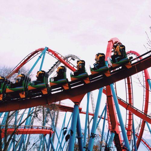 Things I Like Roller Coaster First Eyeem Photo