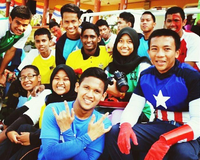 Friendship Love Friends All Smiles Colourfull
