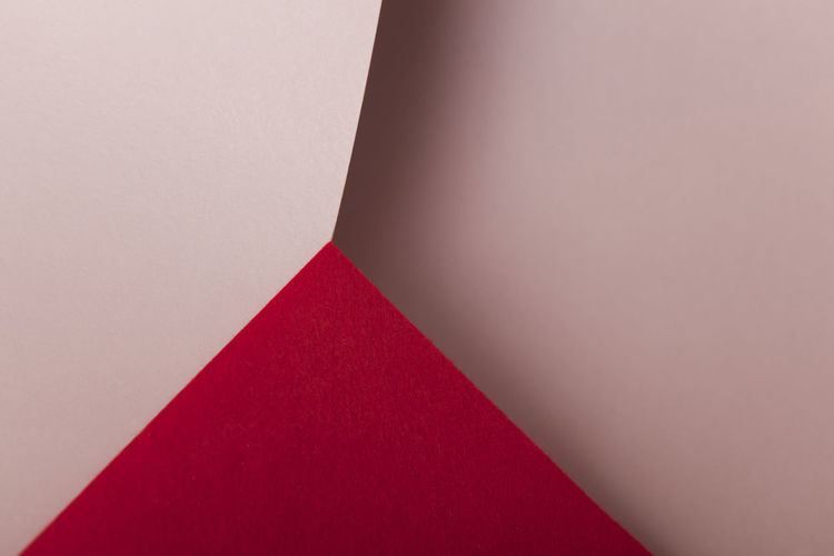 abstract, background, beige, corner, curves, edge, edgy, geometry, illusion, lilac, lines, minimalism, optical illusion, paper, pink, purple, red, sharp, structure, wall, website, white, triangle, Abstract Abstract Backgrounds Beige Beige Background Corner Curves Edge Edgy Geometry Geometric Shape Geometrical Illusion Pink Red Paper Sharp Harmony Composition Website Background Triangle Triangle Shape Paperwork Empty Indoors  No People High Angle View Close-up Copy Space Shape Textile Studio Shot Backgrounds Still Life Celebration Cardboard Carpet - Decor Full Frame Arts Culture And Entertainment Sign Optical Illusion