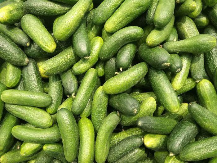 Full frame shot of vegetables