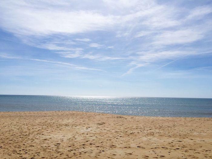 Love ♥ Portugal Withmyboy Praia De Quarteira..Plage De Quarteira Algarve