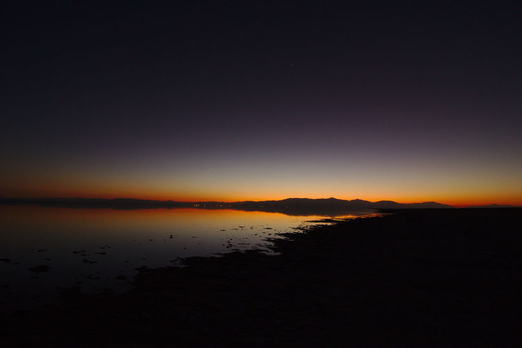 What a smell. Don't go there in summer! Bombay Beach Salton Sea Beauty In Nature Lake Landscape Mountain Nature No People Reflection Scenics Silhouette Sky Sunset Water