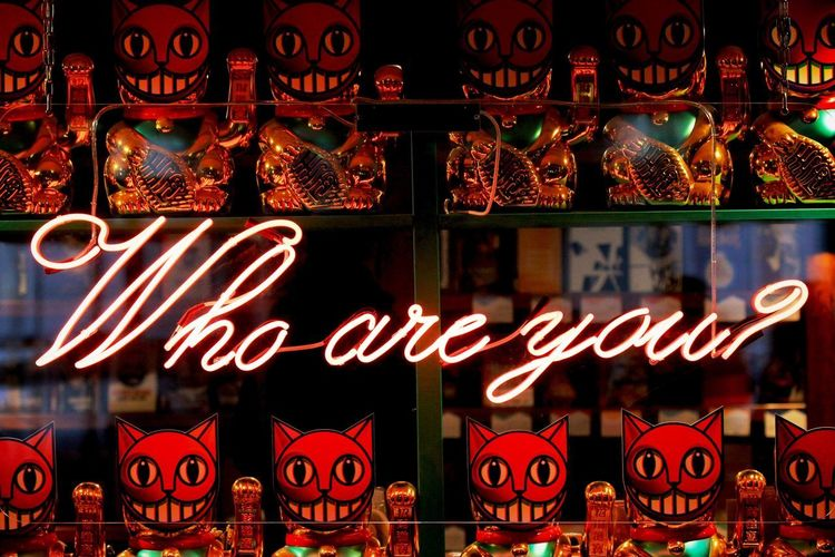 Who Are You ? Who Are You? South Bank Neon Neon Lights Neon Sign Red London Lucky Cat Textures And Surfaces Urban Geometry Urbanphotography Streetphotography Street Photography EyeEm Gallery EyeEm Best Edits EyeEmBestPics Popular Photos EyeEm Best Shots Popular Showcase March The Street Photographer - 2016 EyeEm Awards The Street Photographer - 2017 EyeEm Awards EyeEm LOST IN London Neon Life Postcode Postcards The Still Life Photographer - 2018 EyeEm Awards