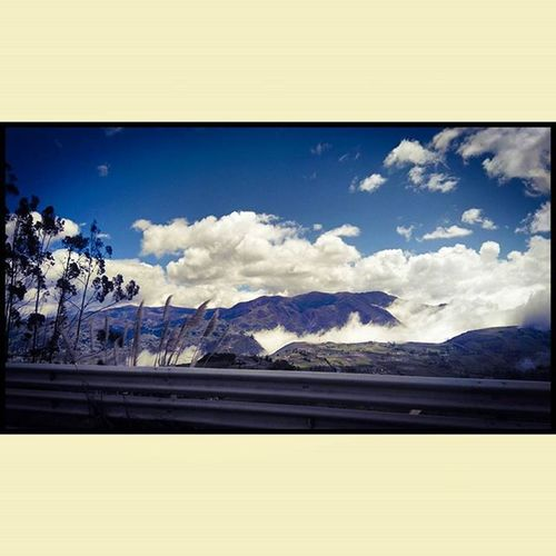 Postal Mycountry Beatiful GoodTravel Vidadeviajero AllYouNeedIsEcuador Bluesky