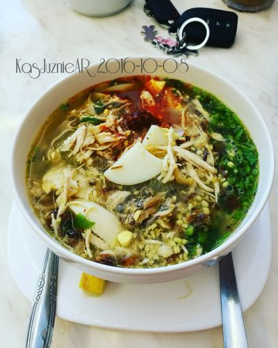 Food Noodle Soup Lunch Sotobanjar Food Food And Drink Bowl Freshness Healthy Eating Ready-to-eat Indulgence Vegetable Close-up Serving Size Noodle Soup Soup Temptation Meal Homemade Appetizer Cooked Lunch Day Dinner First Eyeem Photo