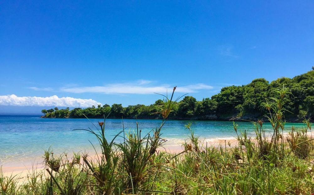 Beach Heaven Whitesand Getlost BeautifulIndonesia Cloudandsky