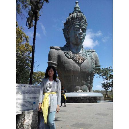 Wisnu Statue Garuda Wisnu Kencana Gwk Bali parahyangan somaka giri Bali, Indonesia