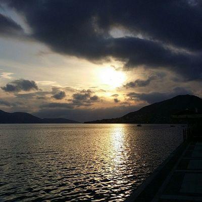 Nature Water Sunset Romantic