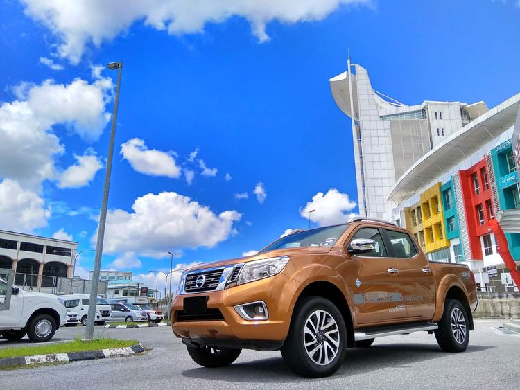Nissan Navara NP300 Nissan Navara Np300 Doublecabin 4wheeldrive Taking Photos Taking Pictures Taking Picture Nissanlovers Sunny Sunny Day Good Day EyeEm Selects Car Cloud - Sky Sky Transportation Outdoors Blue Day