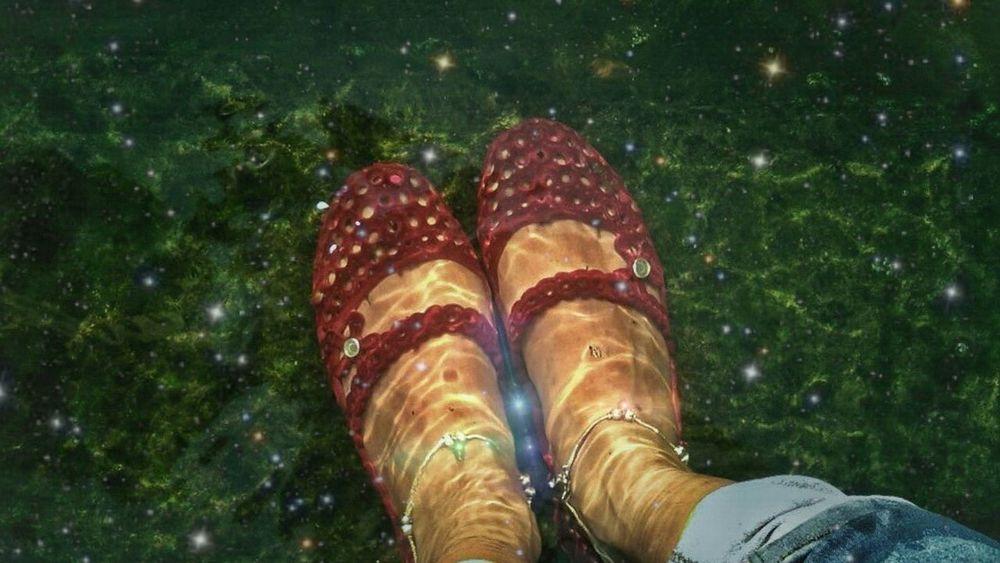 Foot Water Star Beautiful Girlfriend Pics Eyee Picsart