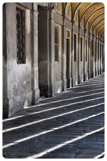 Lucca Architecture Built Structure Building Exterior Day Transfer Print No People Architectural Column