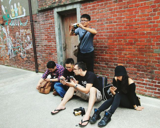 Phone extraordinaires Eyeem Meetup Taipei