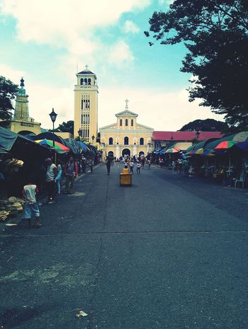ManaoagChurch Church Eyeem Philippines Perspective