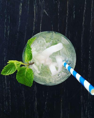 Virgin Coconut Mojito Virgin Mojito Bali Resturant Holiday Summer Views First Eyeem Photo Drinks Iced Drink Cool Drink Refreshing