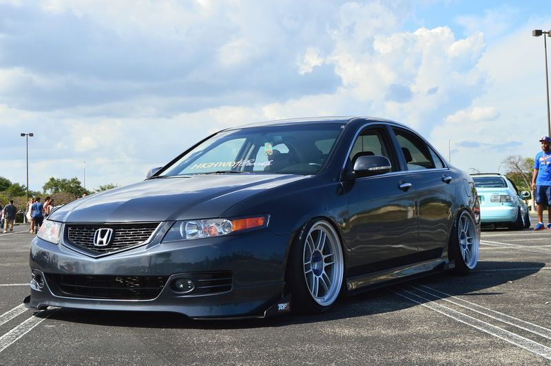 Miami Acura Tsx Nurotag Popular Photos Jdm CarShow Slammed Stancenation Highwaycrooks