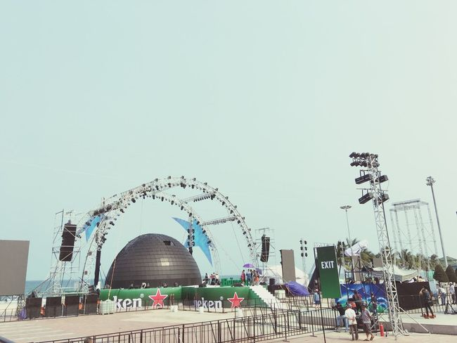 Event Life Heineken Rehearsal Hello World Awesome Performance Vietnam