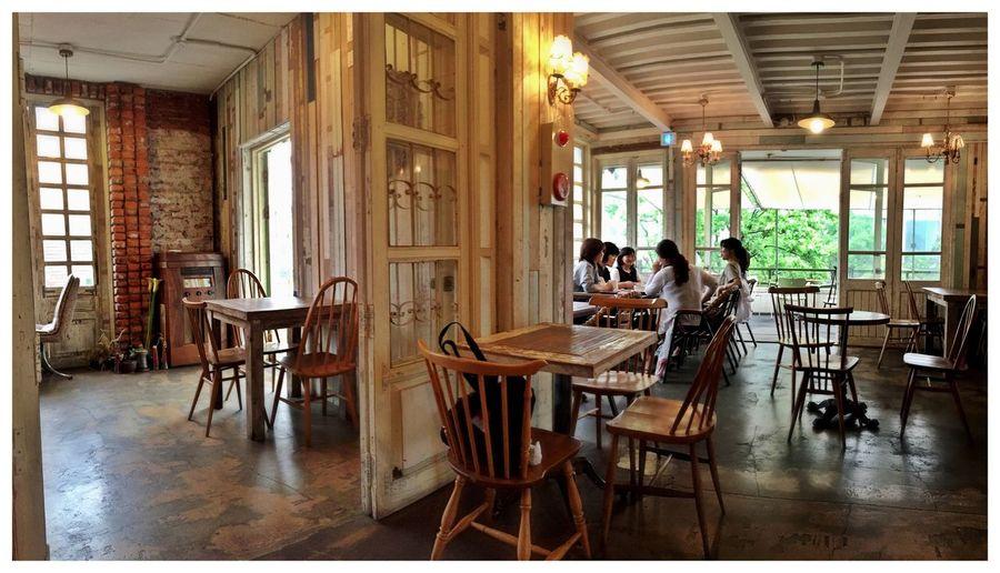 Antique Decoration Cafe Korea Vintage Furniture Wandering Around Aimlessly