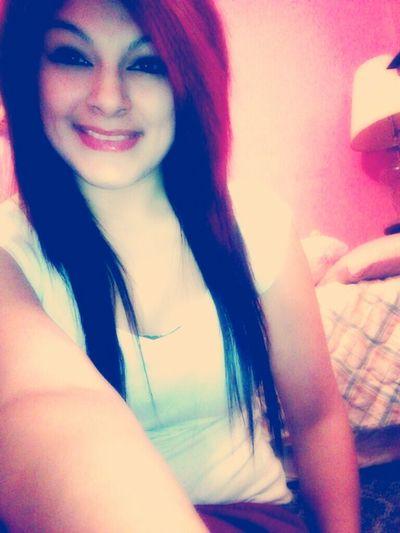 my hair doee<3