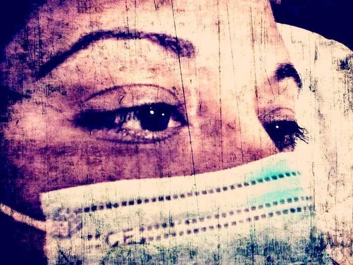 AH1N1 Sick Days Influenza Close-up Sick Sickness Flu