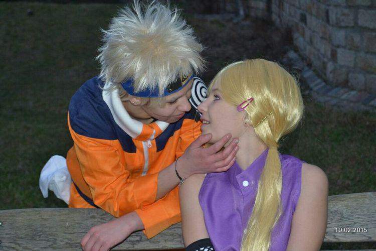Cosplayer Cosplay<3 Cosplay Anime Konoha Yamanakaino Yamanaka Naruto Uzumaki Japanstyle Japan me like naruto